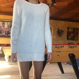 Jegging sweater from American Eagle